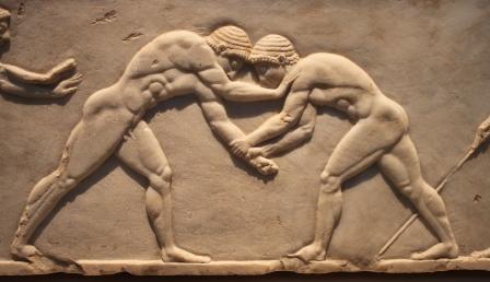 lucha Grecia - Troika